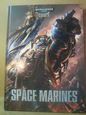 +++++ Codex Space Marines +++++