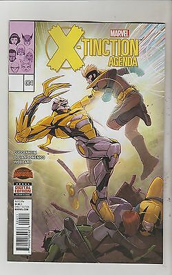 Marvel Comics X-Tinction Agenda #4 November 2015 1St Print Nm