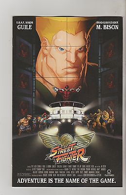 Udon Comics Street Fighter Unlimited #7 June 2016 Variant C Nm