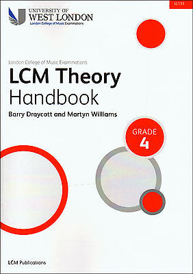 LCM / TVU London College Of Music Grade 4 Theory Handbook LL133 Book New Edition