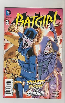 Dc Comics Batgirl #46 February 2016 1St Print Nm