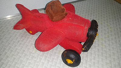 Vintage  The Red Barron Toy