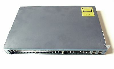 Cisco Catalyst WS-C3560-48TS-S C3560 Network Switch