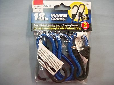 """Highland 18"""" Bungee Cords 2 pack 92018"""