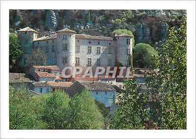CPM L'Ardeche Le Chateau de Vogue
