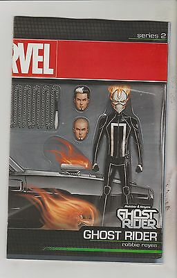 Marvel Comics Ghost Rider #1 January 2017 Action Figure Variant 1St Print Nm