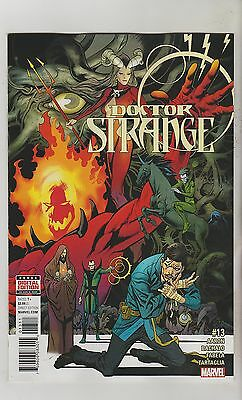 Marvel Comics Doctor Strange #13 December 2016 1St Print Nm