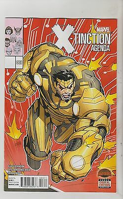 Marvel Comics X-Tinction Agenda #3 October 2015 1St Print Nm