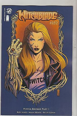 Image Comics Witchblade #182 April 2015 1St Print Nm