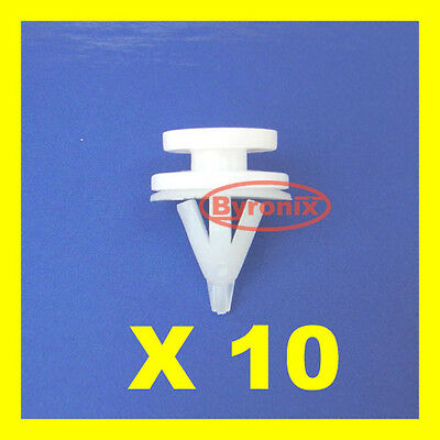 RENAULT LAGUNA mk1 mk2  INTERIOR DOOR TRIM CARD PANEL PLASTIC CLIPS