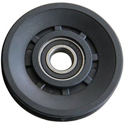 KYLIN SPORT 90mm Universal Wearproof Abration Bearing Pulley Wheel For Gym Part