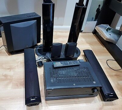 Sony AV Amp and wireless Surround Sound System