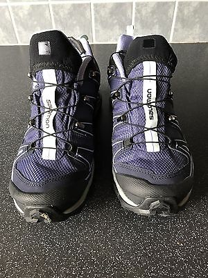 Salomon X Ultra 2 GTX Womens/Ladies Waterproof Walking/Hiking Shoes,Size UK 5.5
