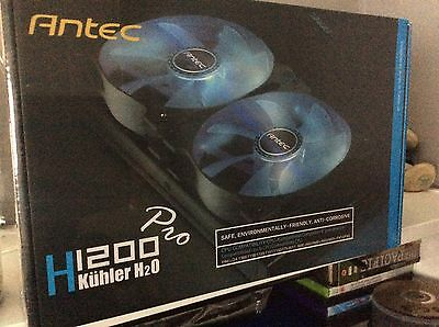 Antec H1200Pro Liquid cooling system (New and unopened)