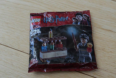 Lego Harry Potter The Lab 30111 Sealed In Bag Brand New