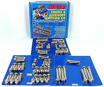 Arp Engine & Accessory Fastener Kit 555-9602 Ford 390 428 Fe Series