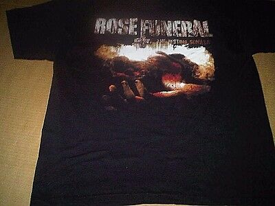 Rose Funeral Large The Resting Sonata 2009 Shirt