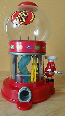 Jelly Belly Mr. Jelly Belly Bean Machine Candy Vending Dispenser.