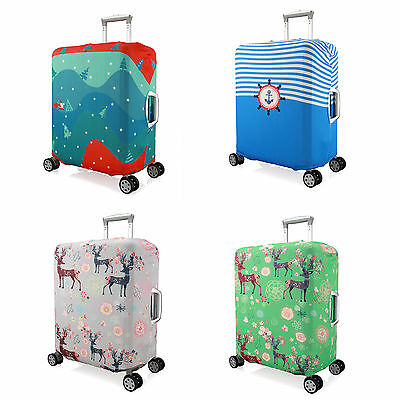 Festival Elastic Dustproof Protector Cover For 20''-22'' Travel Luggage Suitcase