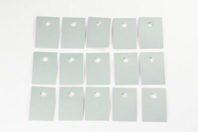 "Lot of 8 K6-58 Bergquist Sil-Pad Insulator Medium Performance .006"" NOS"
