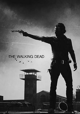 "Set Of 14 The Walking Dead 6"" x 4"" TV Series Photo Prints"