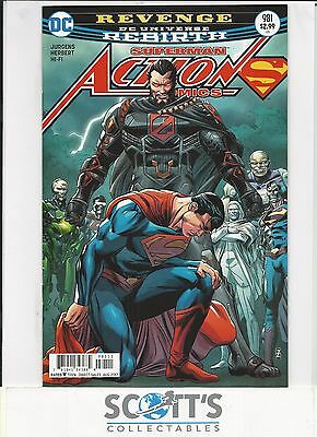Action Comics  #981   (Bagged And Boarded)