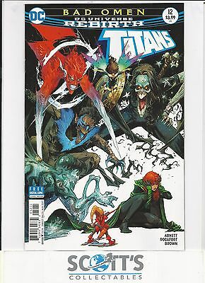 Titans  #12  New (Bagged And Boarded)
