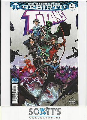 Titans  #12  New Variant (Bagged And Boarded)