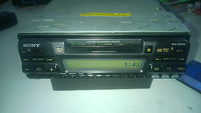 Sony Mdx-100Rds Minidisc Player