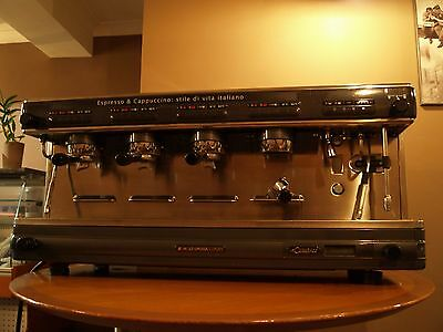 La Cimbali M32 Dosatron Commercial 4 Group Coffee Machine