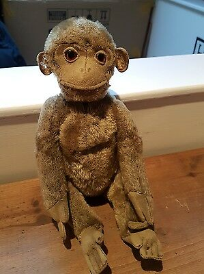 Yes No mechanical Monkey  Circa 1930s
