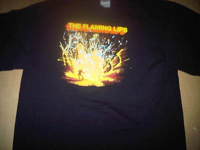 The Flaming Lips Large At War With The Mystics 2006 Shirt