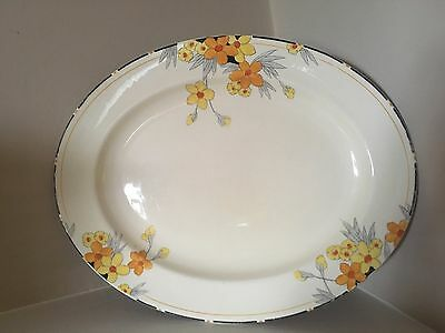 Crown Ducal, Sunburst Platters