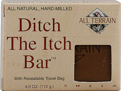 Ditch the Itch Bar, All Terrain, 4 oz