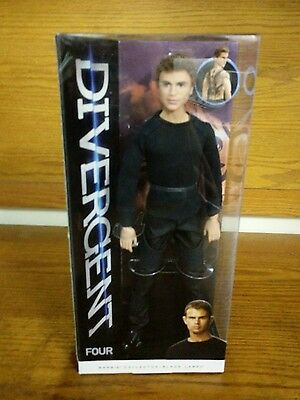 Mattel Articulated Divergent Four Ken Doll with Body Art Tattoo