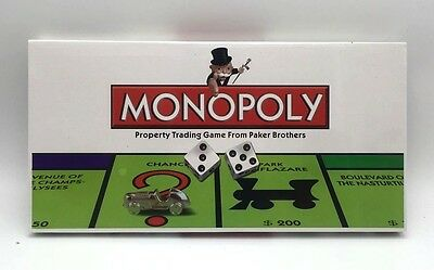 Monopoly Deal Party Family Travel Board Card Game AU STOCK