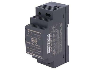 HDR-30-24 Pwr sup.unit switched-mode 36W 24VDC 21.6÷29VDC 1.5A 120g MEANWELL