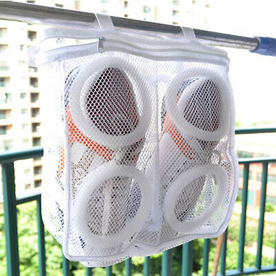 Shoes Laundry Bag Basket Underwear Underpants Sock Wash Care Mesh Puch Hot