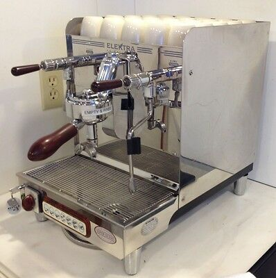 Elektra Sixties Espresso Machine Single Group T1 (Totally Refurbished)
