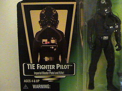 Star Wars Power Of The Force Tie Fighter Pilot Original Collection