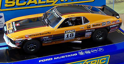 Scalextric 1/32 C3671 Ford Mustang, 2011 Clipsal, #18, Nib