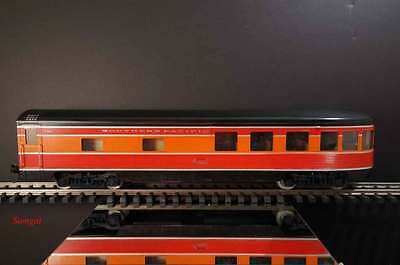 G Gauge GREAT TRAINS Ralph Brown Southern Pacific Daylight Observation Coach