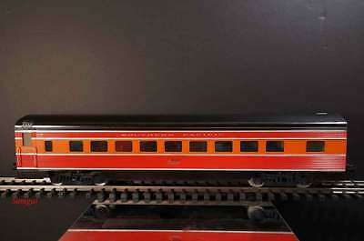 G Gauge GREAT TRAINS Ralph Brown Southern Pacific Daylight Chair Passenger Car 1