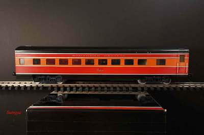 G Gauge GREAT TRAINS Ralph Brown Southern Pacific Daylight Chair Passenger Car 2