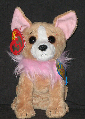 TY PICO the CHIHUAHUA DOG -  2.0 BEANIE BABY - MINT TAGS - UNUSED CODE