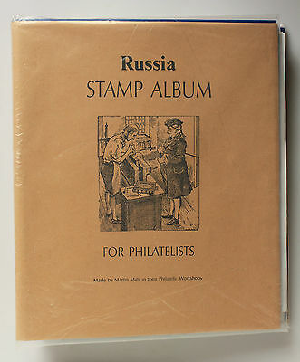 1980 - 1983 Collection of Russia 422 MNH Stamps in Martin Mills Album + Extra
