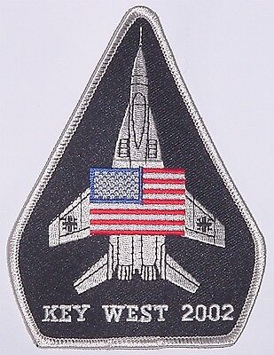 Patch Aufnäher Luftwaffe Key West 2002 TORNADO  ...............A2261