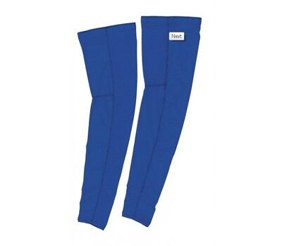 BBB Bicycle/Cycling/Running Comfort Legs Leg Warmers Blue Large