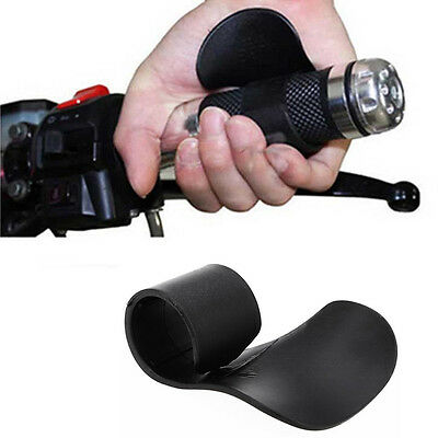 New Cool Motorcycle E-Bike Grip Throttle Assist Wrist Cruise Control Cramp Rest