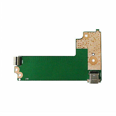 NEU DC Jack Power Button Switch Board  For ASUS X75A X75SV X75VC X75VD X75VB